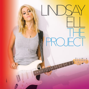 Lindsay Ell THE PROJECT album cover