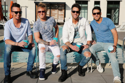 Parmalee 2018 Press Photo