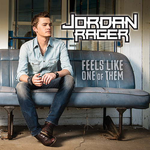 "TASTE OF COUNTRY PREMIERES LYRIC VIDEO FOR BROKEN BOW RECORDS ARTIST JORDAN RAGER'S ""FEELS LIKE ONE OF THEM"""