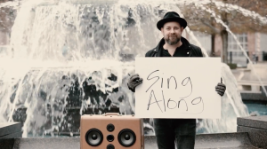 "Kristian Bush ""Sing Along"" lyric video"