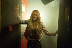 """Brooke Eden """"Act Like You Don't (Music Video) BTS photo"""