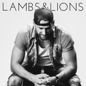 Chase Rice Lambs & Lions cover art