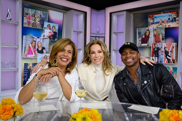 THERE'S A NEW ANCHOR IN TOWN: JIMMIE ALLEN CO-HOSTS 4TH HOUR